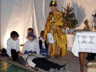 2003 december - Idősek karácsonya