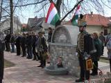 2012. március 15. - Megemlékezés az 1848-49- es Forradalom és Szabadságharc 164. évfordulójáról