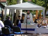 2012. augusztus 20. - A hazaszeretet ünnepe Harsányban