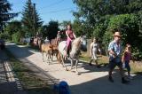 2013. augusztus 2-3. - Református hittantábor  Harsányban