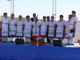 2013. augusztus 17. - I. Harsányi Szürkemarha Fesztivál - Harsányi Kéknefelejcs Népdalkör