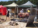 2013. augusztus 17. - I. Harsányi Szürkemarha Fesztivál - Malac és ökörsütés