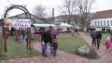2014. december 6. - Adventi Vásár és községi Mikulás a főtéren