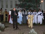 2014. december 21. - A negyedik adventi gyertya meggyújtása Harsányban