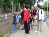 2015. június 16. - A harsányi óvodások Poroszlón a Tisza Tavi Ökocentrumban