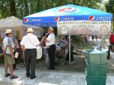 2015. július 4. - Harsány vendégszereplése a Tiszaújvárosi Halászléfőző Fesztivál-on