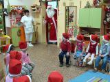 2015. december 4. - A Katica csoportnál járt a Mikulás