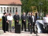 2010.09.18. - Kopjafa avatás Trianon emlékére