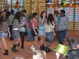 Farsangi mulatság az iskolában
